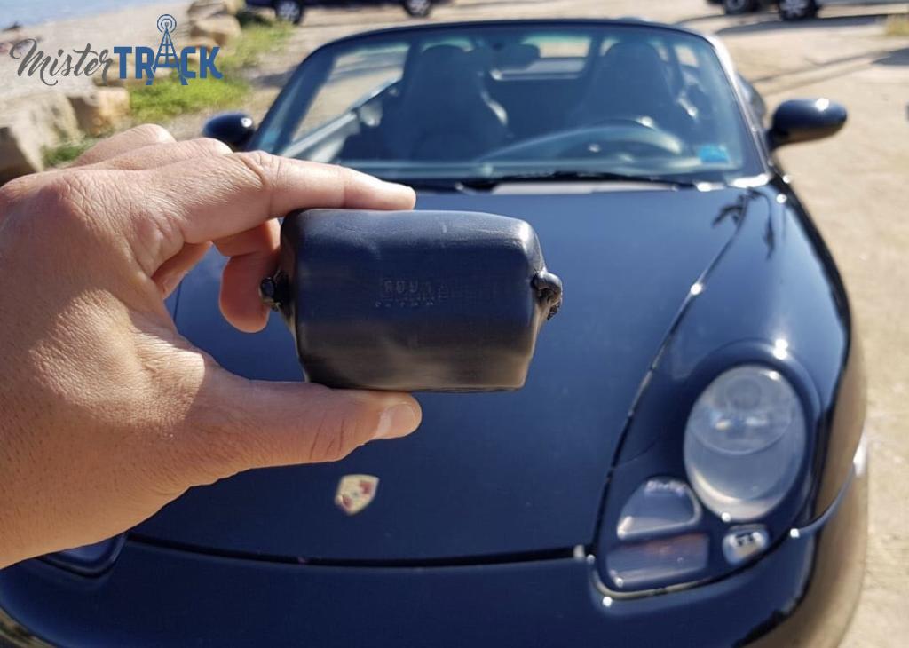 Traceur GPS autonome