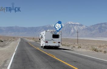 Balise GPS autocaravane