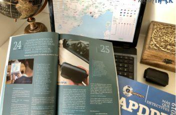 Localizador GPS espía