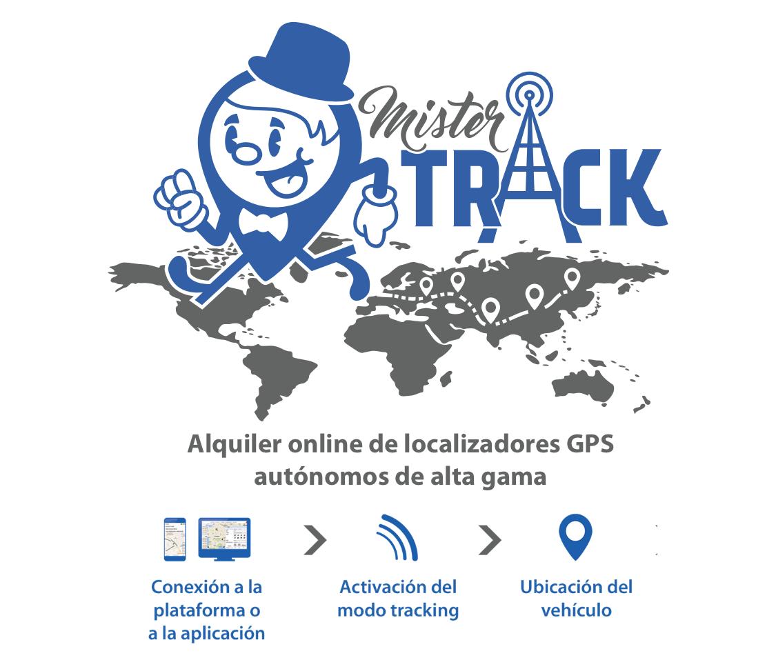 Alquiler online rastreadores gps