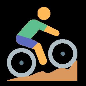 Baliza GPS para ciclista