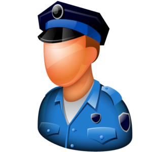 Baliza GPS Police