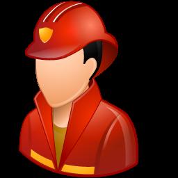 Baliza GPS bombero