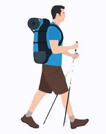 Baliza GPS para excursionista