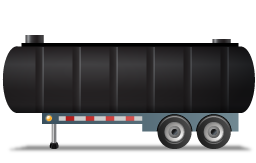 Stand alone GPS tracker for trailer