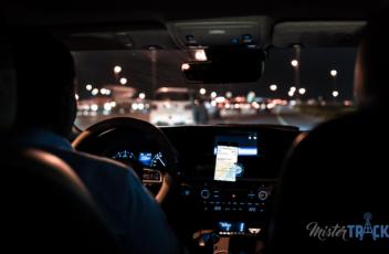 Rastreador GPS autonomo para detective privado
