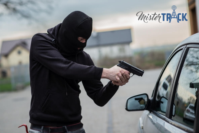Mister Track, the best GPS tracker for professionals fighting against vehicle theft and vehicle crime