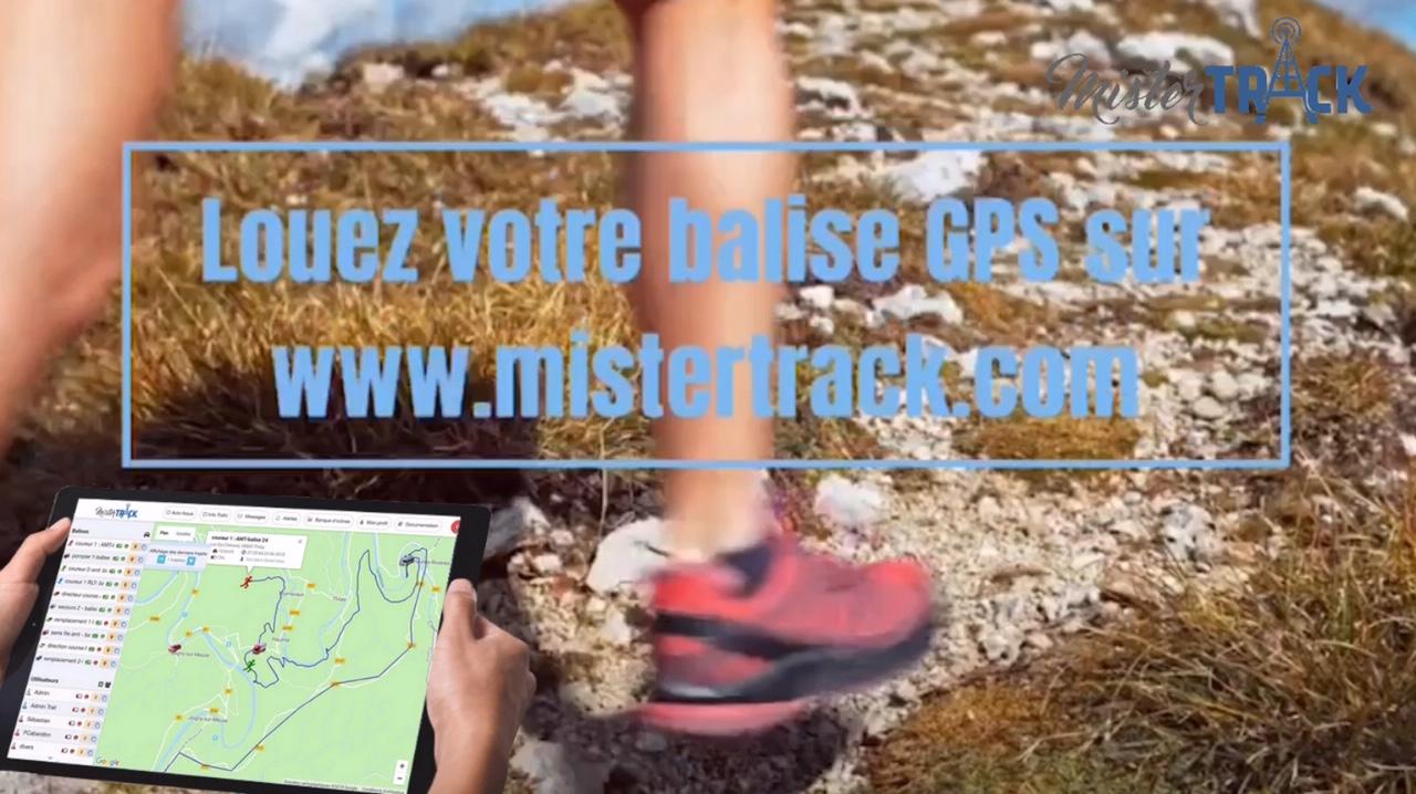 Balise GPS pour trail et raid aventure : location de balises GPS Mister track