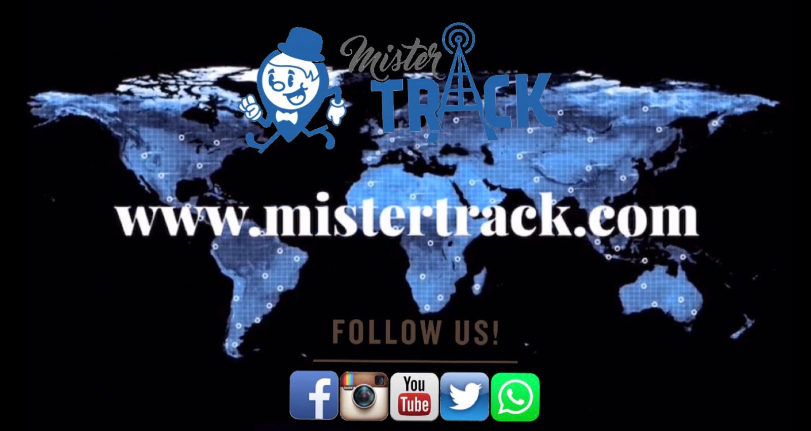 Mister Track, el localizador GPS autónomo número 1 de España
