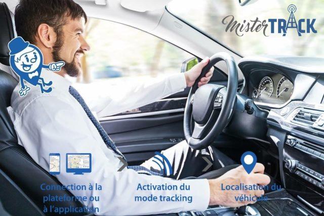 Mister Track, traceurs GPS autonomes pour la gestion de flotte de véhicules