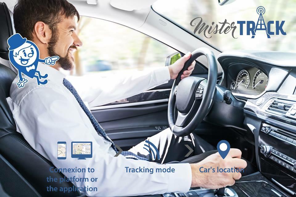 GPS tracker fleet management