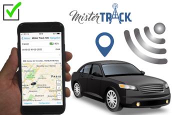 Suivi véhicule par satellite Mister Track