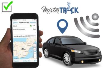 rastreo satelital España Mister Track